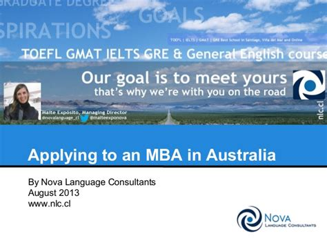 Mba Consulting Australia by Applying For An Mba In Australia