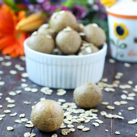 protein oatmeal balls honey oatmeal protein balls healthy gluten free dairy free