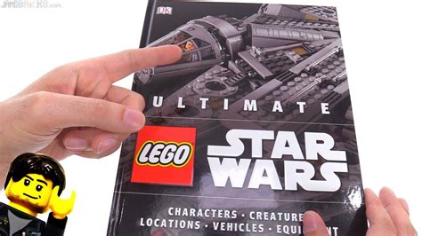 ultimate star wars dk 0241007909 ultimate lego star wars book by dk youtube