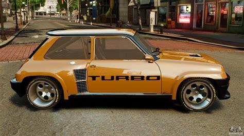 renault turbo for renault 5 turbo for gta 4