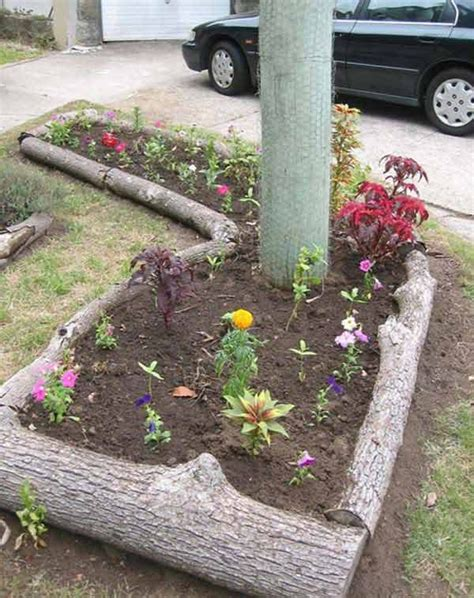 cheap flower bed ideas 37 creative lawn and garden edging ideas with images