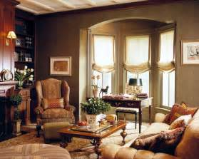 Traditional Livingroom Library 2 Traditional Living Room New York By