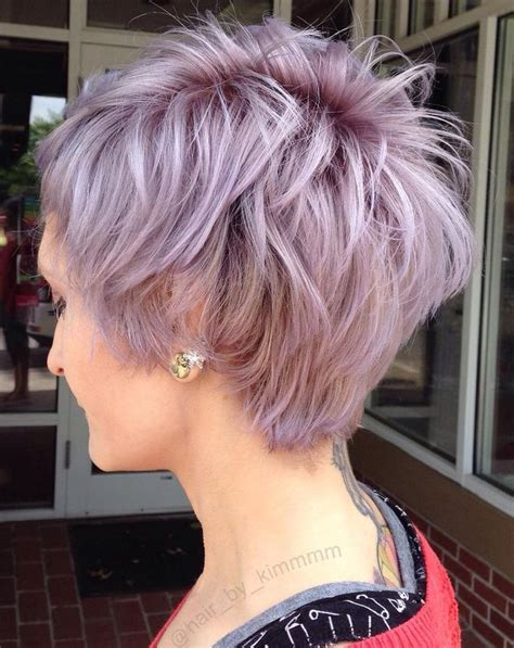 playful shag haircut for over 40 40 short shag hairstyles that you simply can t miss