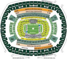 new york giants interactive seating chart gallery