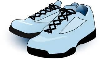 tennis shoes tennis shoes clip at clker vector clip