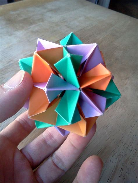 Best Modular Origami - 17 best images about paper modular origami on