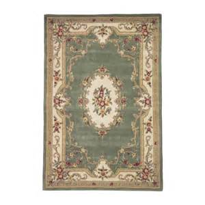 Clearance Area Rugs Lowes Hellenic Rugs Ca0423 Aubusson Sage Area Rug Lowe S Canada