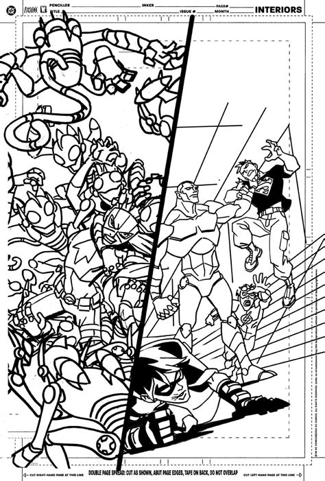 Young Justice Coloring Pages How To Draw Blue Beetle From Justice Coloring Pages