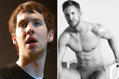 when did calvin harris get so hot daily mail online calvin harris body transformation diet and fitness