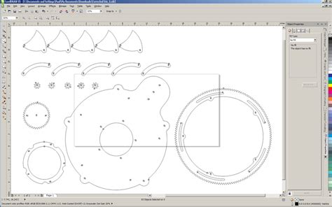 Mechanical Iris Card Template by A Mechanical Iris From Chris Schaie From Our