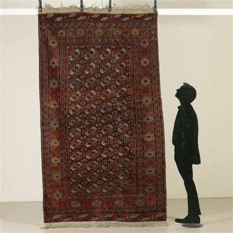 tappeto antico tappeto bokara antico turkmenistan tappeti
