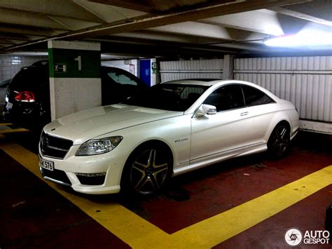 mercedes cl 65 amg mercedes cl 65 amg c216 2011 on motoimg