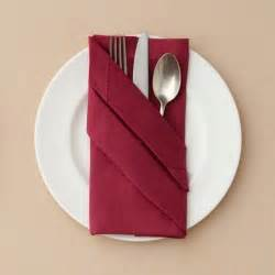 Christmas table setting how to fold grillathome us