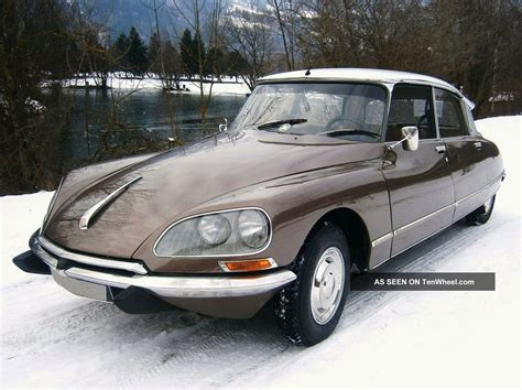 Citroen Pallas by Citroen Ds Pallas 1972