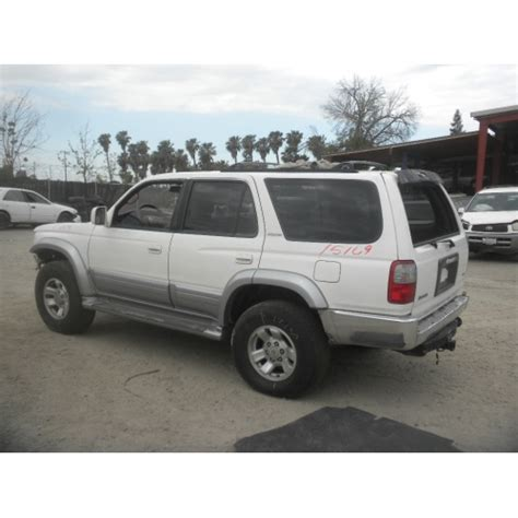 1997 Toyota 4runner Accessories Used 1997 Toyota 4runner Parts Car White With
