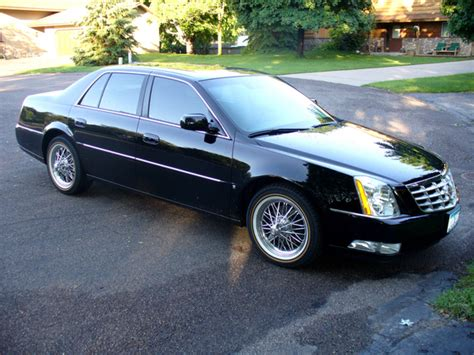 Custom Cadillac Dts by Rollindts 2008 Cadillac Dts Specs Photos Modification