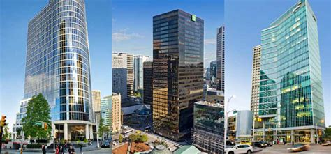 Cadillac Fairview by Cadillac Fairview National Investment Team Cbre Vancouver
