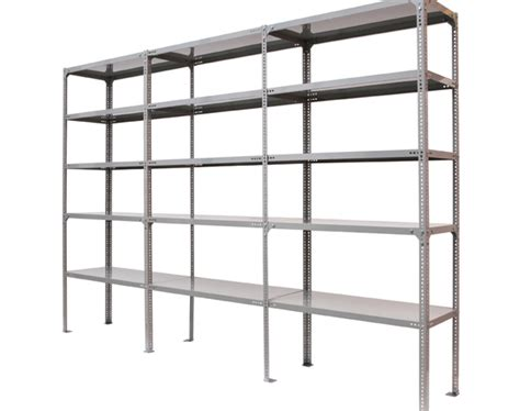 Slotted Rack by Slotted Angle Shelving Racks Slotted Angle Racks Slotted