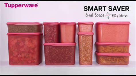 Tupperware Smart Saver 3 Ukuran smart saver tupperware