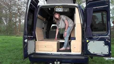 ford transit rv demonstration of minicer by jb keerauto s travel