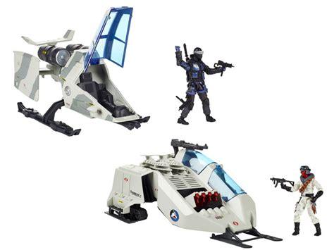 Hasbro Gi Joe 50th Anniversary Battle Below Zero Vehicle Pack g i joe 50th anniversary battle below zero vehicle pack bbts exclusive