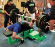 single ply bench press joe mazza triple crown bench press ch iron man magazine