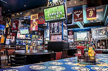 the best sports bars in las vegas to eat, drink and watch