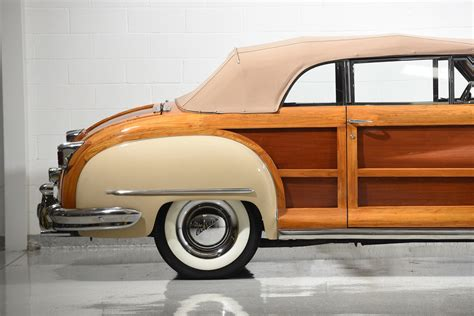 1948 Chrysler Town And Country by 1948 Chrysler Town And Country Motorcar Classics