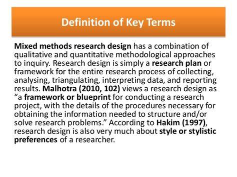 design definition research case study definition of terms