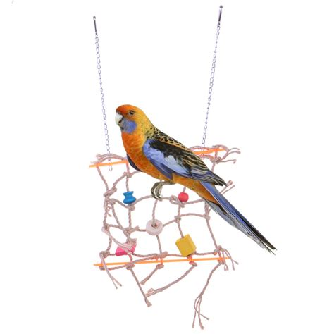 Handmade Bird Toys - climbing nets promotion shop for promotional climbing nets
