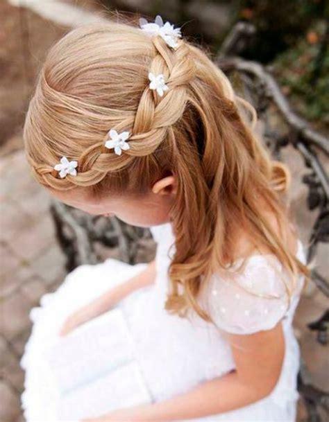 peinados para primera comunin 2016 moda para beb 233 s 187 peinados de primera comuni 243 n 6