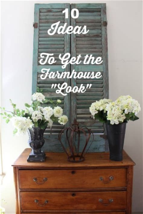 top 10 home decor blogs 10 inexpensive ways to decorate and get the farmhouse look
