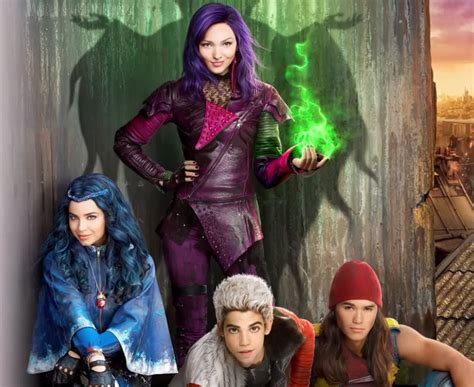 film disney descendants streaming vf why a descendants 2 is almost certainly in the cards