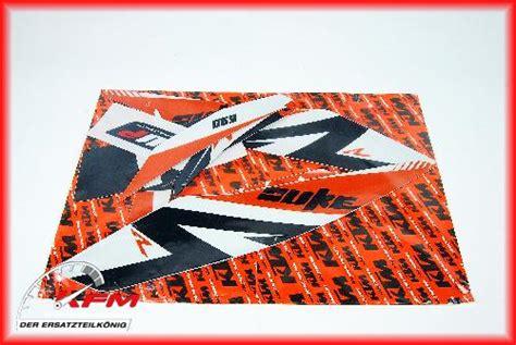 Ktm Verkleidung Aufkleber by Ktm 690 Duke R 2013 2014 Dekorsatz Aufkleber Satz Decal