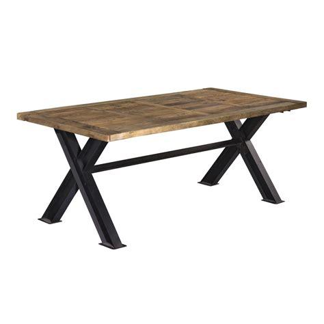 tavolo in ferro tavolo ferro e legno offerta prezzo on line occasione