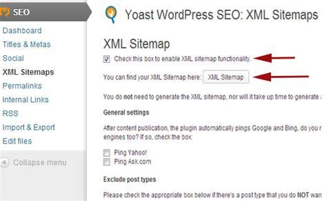 membuat file sitemap xml cara membuat xml sitemap di wordpress