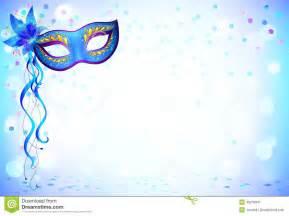 m 225 scara azul do carnaval e fundo claro dos confetes