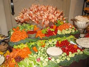 buffet ideas having fun with fruit veggie displays party
