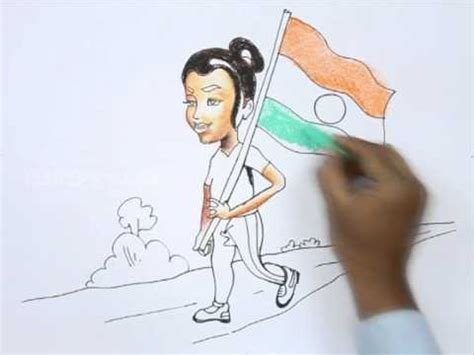 Our Country Drawing