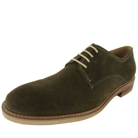 mens suede oxford shoes steve madden mens rossco suede oxford shoe ebay