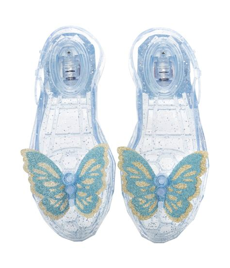 glass slipper shoes disney cinderella light up glass slipper