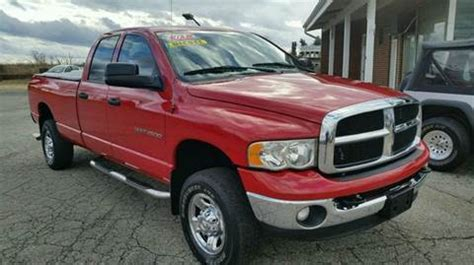 Chrysler Dodge Jeep St Clairsville Dodge Ram 2500 For Sale Ohio Carsforsale
