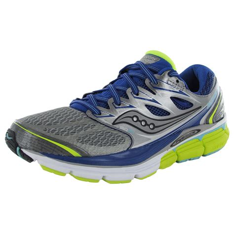 saucony womens hurricane iso running shoe ebay