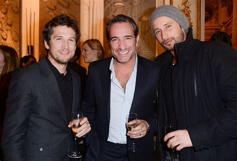 jean dujardin estatura quot r 233 v 233 lations quot evening gala in chaumet private salons