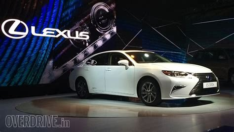 Is Lexus Made By Toyota Lexus Brand Makes Its Way To India 3 Models Launched