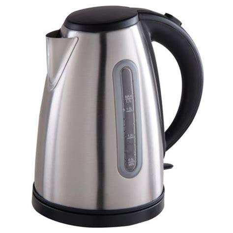 buy tesco jkl  kw kettle brushed stainless steel