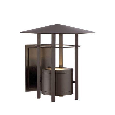 designers englewood burnished bronze outdoor led