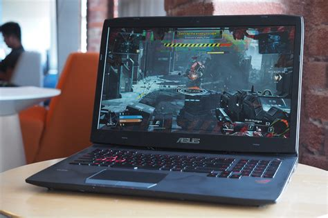 Asus Gaming Laptop Rog G751 asus rog g751 review a properly oversized gaming laptop aivanet