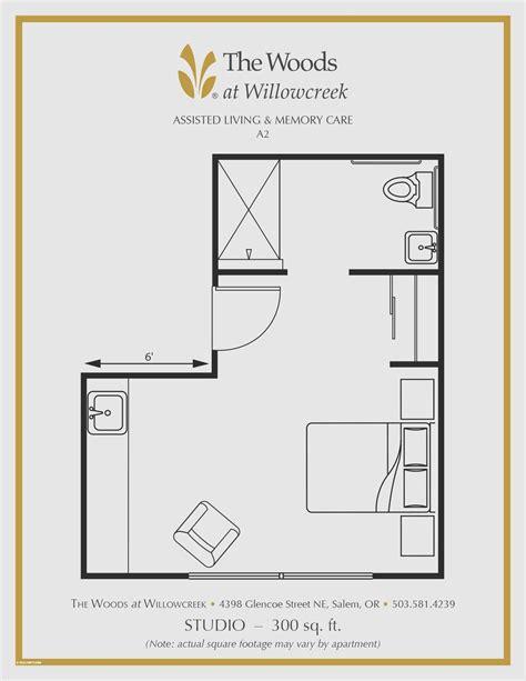 300 sq ft apartment floor plan 300 sq ft studio apartment floor plan elegant senior