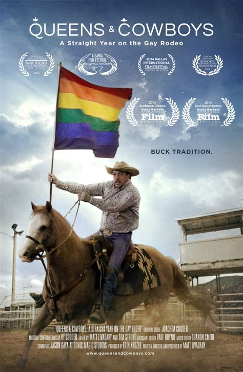 Film Rodeo Cowboy | cpr new film about gay rodeo busts cowboy stereotypes